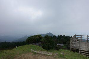 三重 経ヶ峰 眺望
