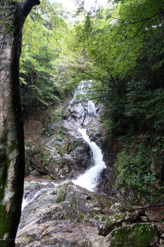 三重 青山高原 布引の滝