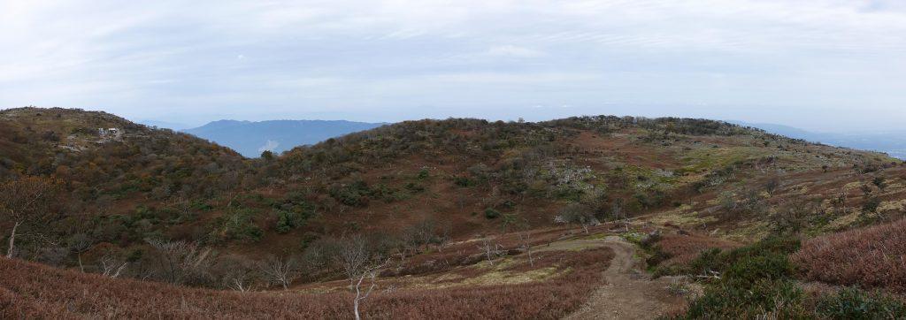 三重藤原岳 山荘付近