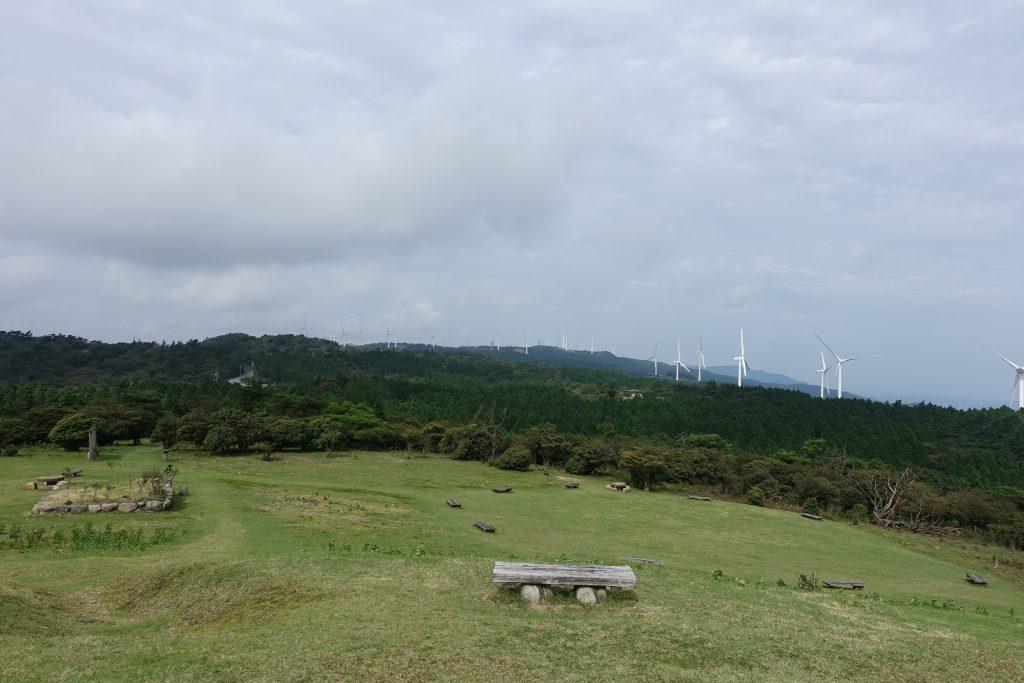 三重 青山高原 円山草原