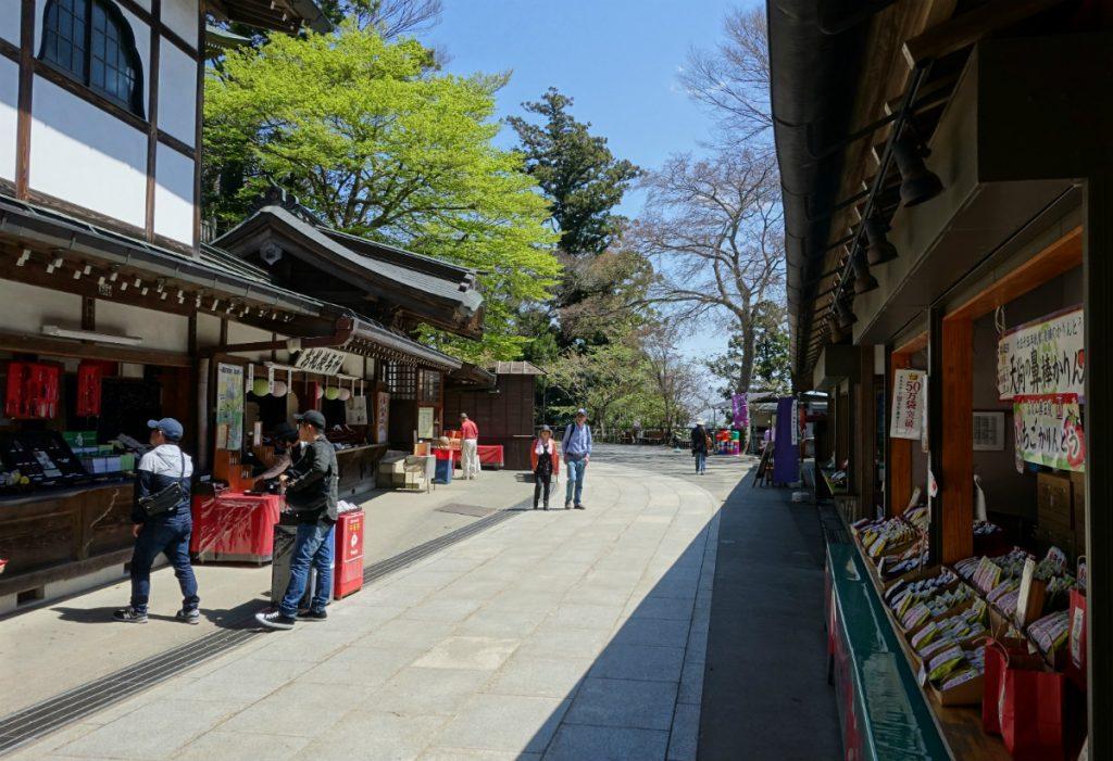 東京高尾山 薬王院境内